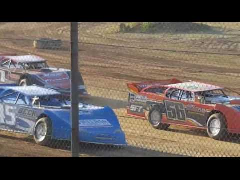 Quincy Raceways heat #1   4-23-17