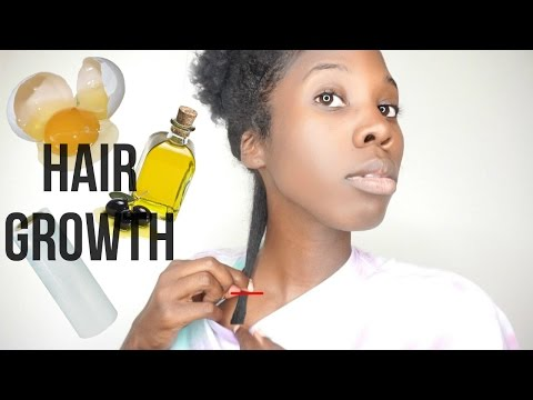 Grow Your Hair OVERNIGHT! Results In Less Than 12 Hours! | TESTED!