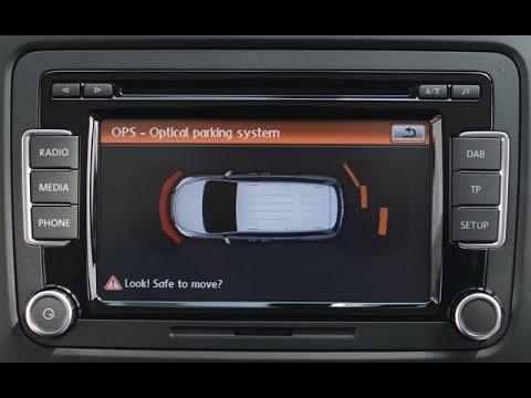VW-Autoradio RCD510 Wechsel in 4 min erklärt Golf 6 Radio Wechsel auf deutsch