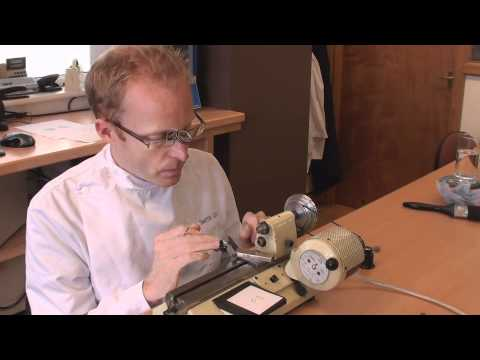 Part 06 of 10 - Finishing a Set of Hands by Roger Smith