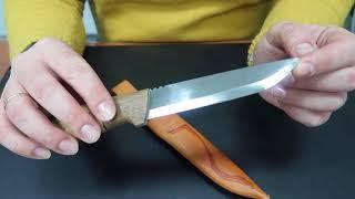 Moй взгляд на выбор ножа  Встречайте  HELLE.