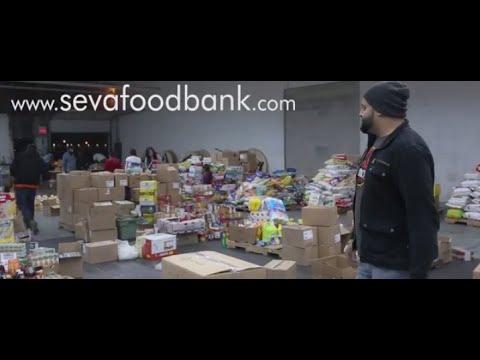 Rick's Good Eats x Seva Food Banks