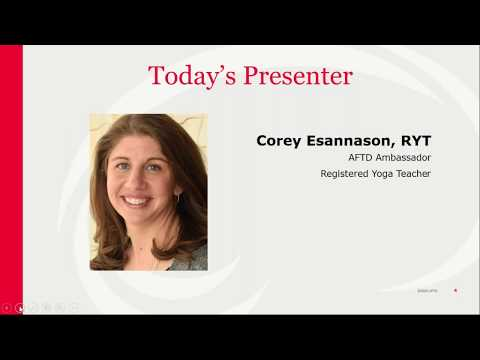 Webinar: Self Care, Mindfulness and Remaining Positive