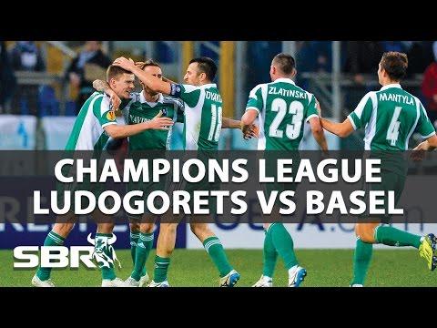 Ludogorets vs Basel   Champions League Predictions   Wednesday 23rd November