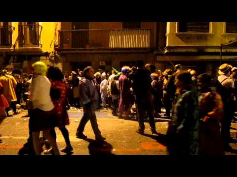 Tolosa's Carnival, Basque Country, Spain