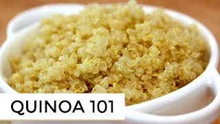 Quinoa 101 - Everything You Need To Know
