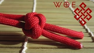 How to Tie a Paracord Lanyard Knot BEST & EASIEST TUTORIAL