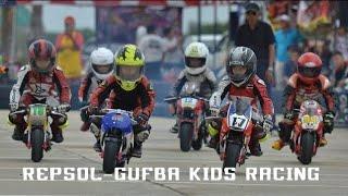 แข่งรถ Repsol-Gufba kids racing Championship 2018 R.5 #motokid #minigp #minibike #pocketbike