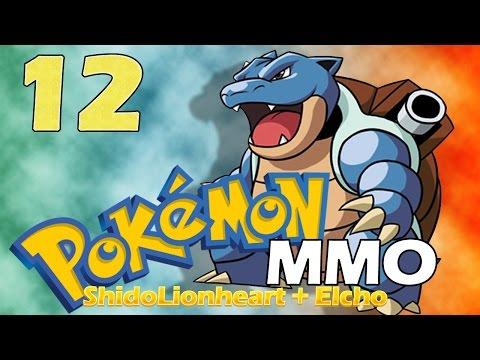 Pokémon MMO PokéMMO - Co-Op Online con Elcho - Episodio 12 - Mini Ash, Boss Mafioso e POMPIEREH!