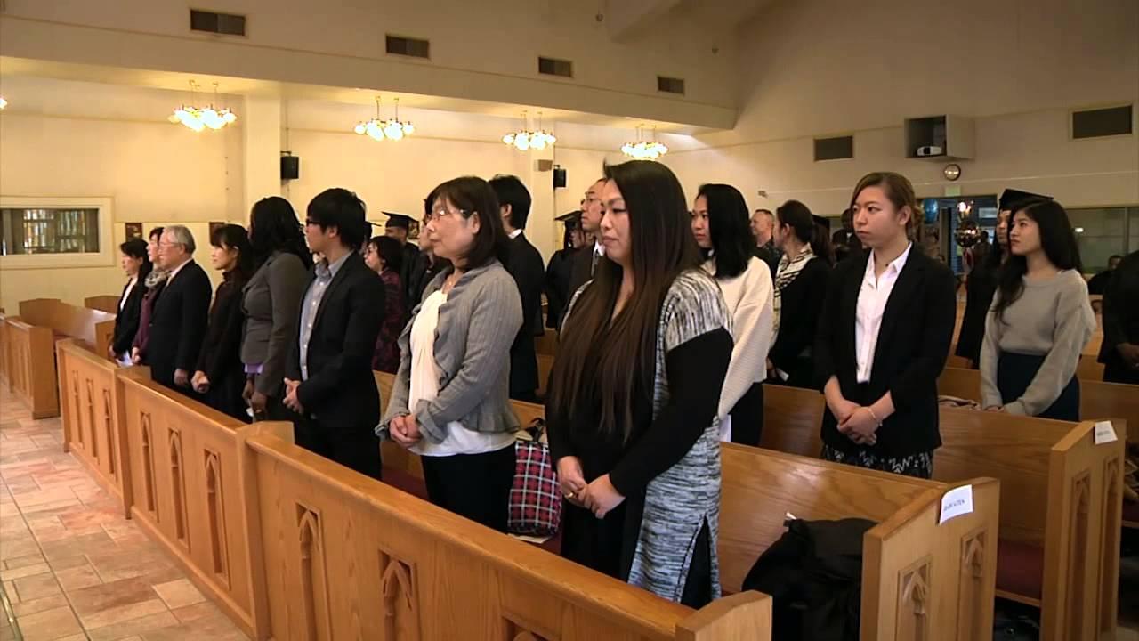Yokosuka Navy College Office Holds Graduation For Sailors