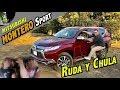 Mitsubishi Montero Sport La  SUV Ruda y Chula | Frankymostro