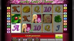 Lucky Lady´s Charm   45 Freispiele auf 50 Cent   Stargames Echtgeld