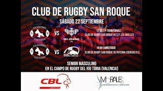 CLUB RUGBY SAN ROQUE vs. CP LES ABELLES
