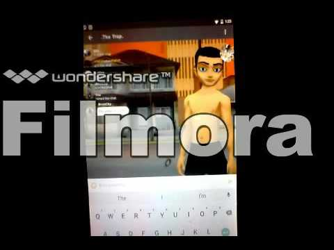 imvu pour tablette android