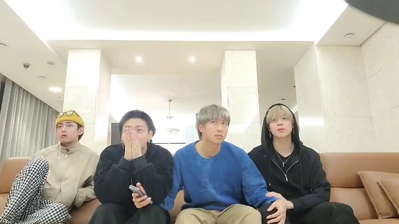 Download BTS 25/11/2020 twitter update excitement on getting nominated for grammy