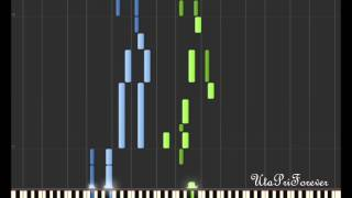 [Synthesia] (TV Size) Quartet Night - Poison Kiss [Uta no Prince-Sama]