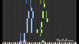 [Synthesia] (TV Size) Quartet Night - Poison Kiss [Uta no Prince-Sama]