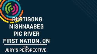 Biigtigong Nishnaabeg Pic River first Nation, Ontario