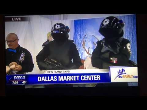 501st Legion Star Garrison North Texas Squad TV Spot #1 DFW Family Expo