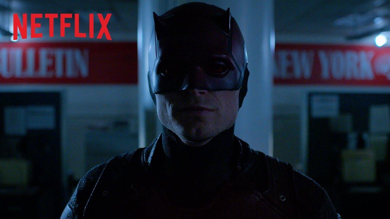 Officiële trailer van Daredevil S3
