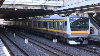 【E233系青670編成 南武線へ転用】JR東日本E233系8500番台 ナハN36編成 出場回送