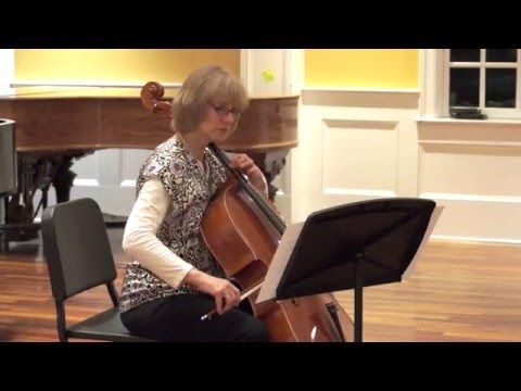 """Then Again"" for solo cello"