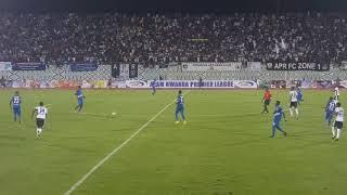 APR FC vs Rayon Sports ( igitego cya Rayon Sports cyanzwe muburyo butuvmvikana)