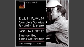 Violin Sonata No. 10 in G Major, Op. 96: III. Scherzo: Allegro