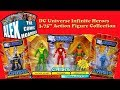 Comic Book Action Figure Collection | DC Universe Infinite Heroes Crisis Series 1