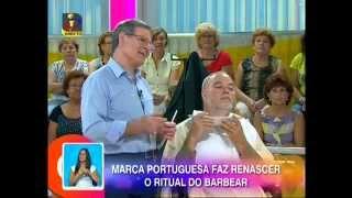 "TVI ""Antiga Barbearia Bairro"" convidado Joaquim Pinto - Pinto"