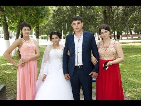 Веселая и заводная цыганская свадьба. Вася и Рузанна. Часть 13
