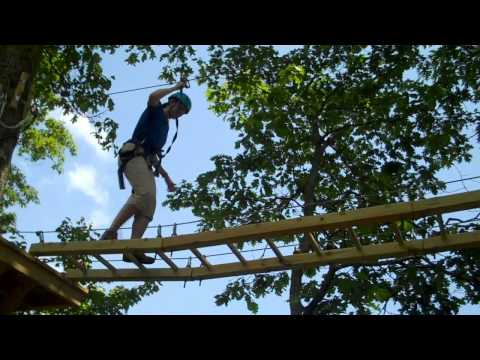 Visit Mountain Lake Lodge's Treetop Adventures!