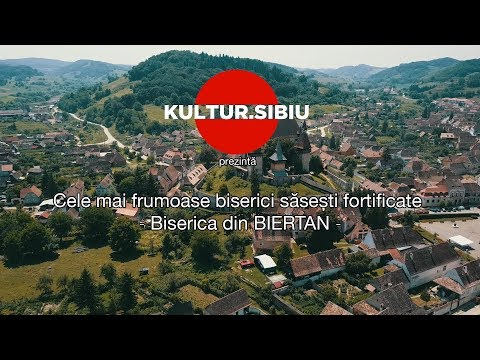 Kultur.Sibiu: Biserica fortificata din Biertan