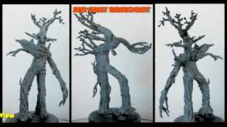 Painting An Ent-isengard Diorama Part 8