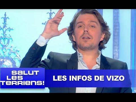 Les infos de Vizo - 21/04 - Salut les Terriens !