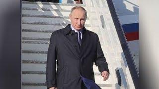 Смотреть видео Президент РФ посетит Армению 1 октября онлайн
