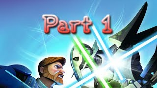 Star Wars: The Clone Wars Lightsaber Duels-Chapter 1
