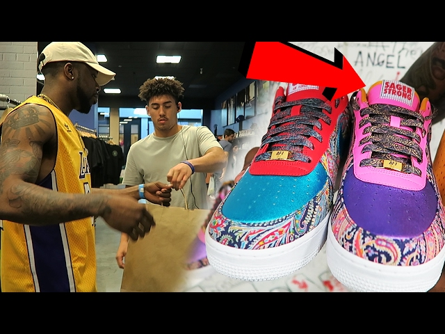 $4,000 RARE CRAIG SAGER SNEAKER! UNSEEN $10,000 ADIDAS! COPPED TWO PAIR OF HEAT! Sneaker Vlog 45