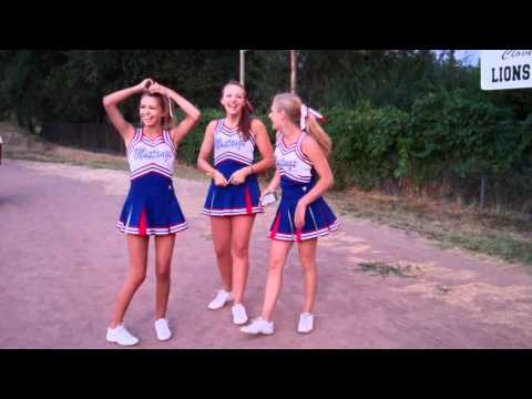 St. Vincent High School Cheerleaders - Who is the cutest???