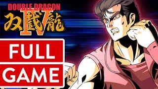 Double Dragon IV [100] PC Longplay/Walkthrough/Playthrough (FULL GAME)