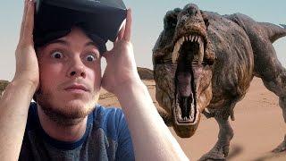 ДИНОЗАВР НАОРАЛ Don t Let Go Oculus Rift DK2