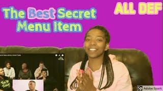 ALL DEF| The Best Secret Menu Item | GREAT TASTE REACTION   |Amazing Grace Daily