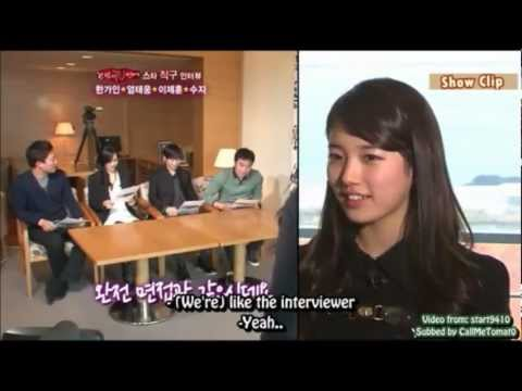 [Eng Sub] 120111 Introduction to Architecture Cast Interview
