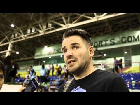 Simon McMenemy Reflects on Socceroo Win