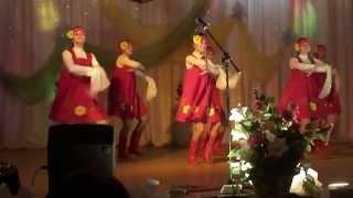 Танец Калинка-Малинка(, 2014-02-03T09:47:26.000Z)