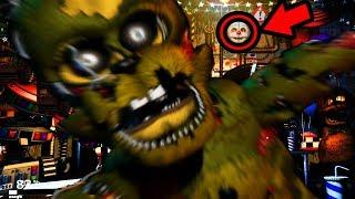 50+ ANIMATRONICS ATTACK! (INSANITY) - Five Nights at Freddys Ultimate Custom Night (DEMO GAMEPLAY)