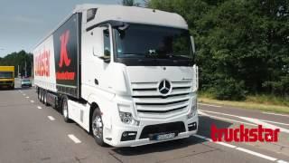 Truckstar Praktijktest - Mercedes-Benz Actros 1845 LS
