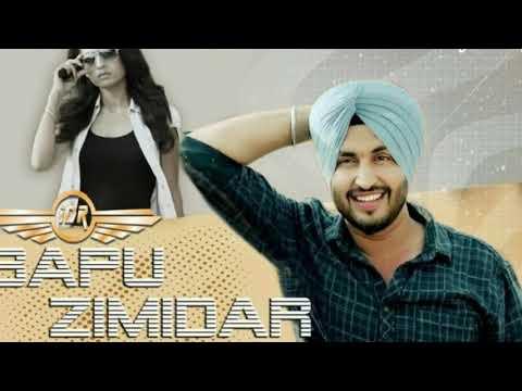 Bapu Zimidar Song Ringtone || Punjabi Song || Sad Ringtones