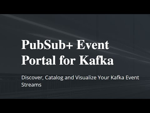Solace Announces First Tool Capable of Discovering, Cataloging, and Visualizing Apache Kafka Topologies