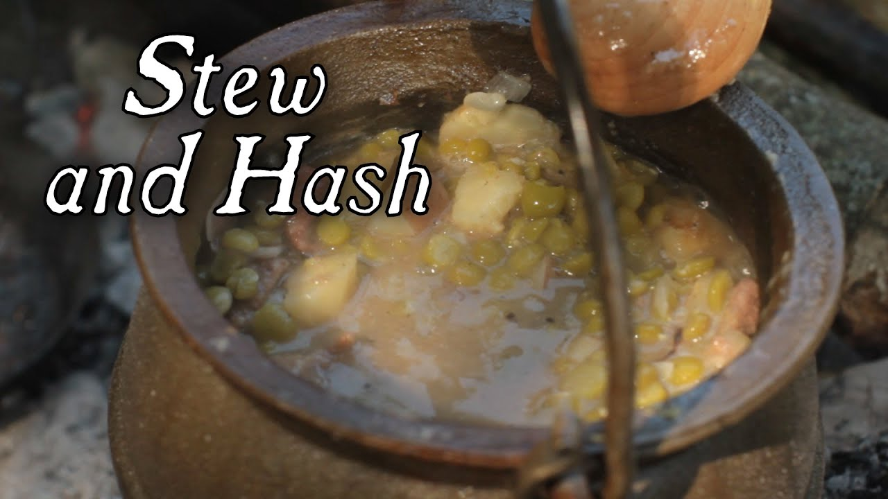 Soup stew and hash 18th century soldier cooking s1e4 youtube forumfinder Gallery